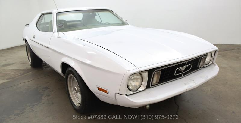 1973 ford mustang for sale in los angeles ca. Black Bedroom Furniture Sets. Home Design Ideas