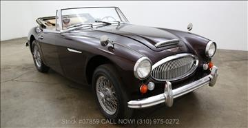 1967 Austin-Healey 3000 for sale in Los Angeles, CA