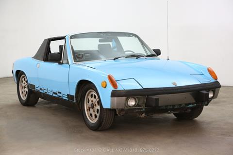 1974 Porsche 914 for sale in Los Angeles, CA