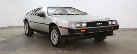 1983 DeLorean DMC-12 for sale in Los Angeles, CA