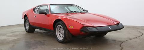 1973 De Tomaso Pantera for sale in Los Angeles, CA