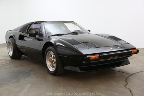 Ferrari 308 Gts For Sale >> 1980 Ferrari 308 Gts For Sale In Los Angeles Ca