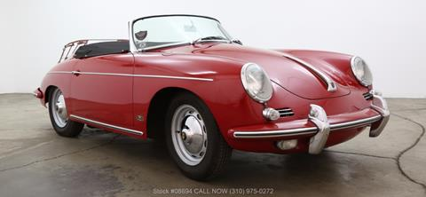 1962 Porsche 356 for sale in Los Angeles, CA