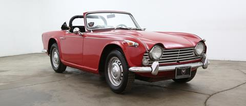1967 Triumph TR4 for sale in Los Angeles, CA