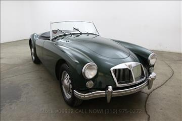 1960 MG MGA for sale in Los Angeles, CA