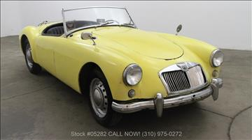 1957 MG MGA for sale in Los Angeles, CA