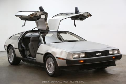 1982 DeLorean DMC-12 for sale in Los Angeles, CA