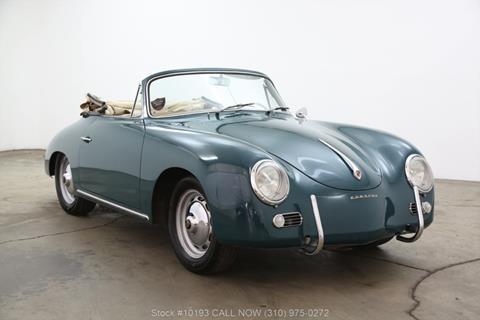 Porsche 356 For Sale >> Porsche 356 For Sale Carsforsale Com