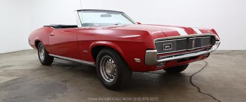 1969 Mercury Cougar for sale in Los Angeles, CA