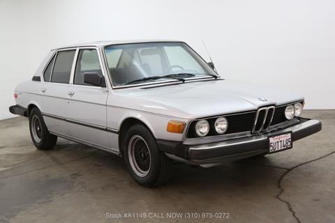 Bmw 5 series 1980