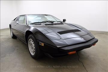 1980 Maserati Merak for sale in Los Angeles, CA