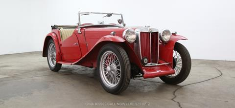 1946 MG TC for sale in Los Angeles, CA