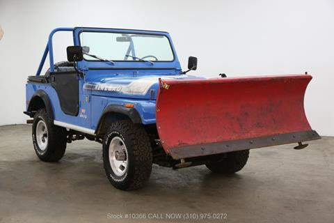 1976 Jeep CJ-5 for sale in Los Angeles, CA