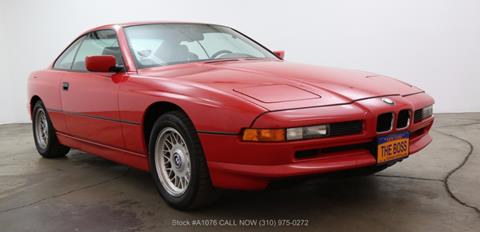 1992 BMW 8 Series for sale in Los Angeles, CA