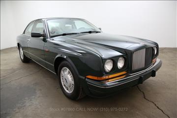 Bentley for sale los angeles ca for Bentley motors net worth