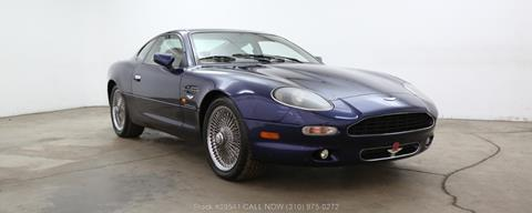 Aston Martin DB For Sale In Indianapolis IN Carsforsalecom - Aston martin indianapolis