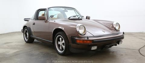 1977 Porsche 911 Carrera for sale in Los Angeles, CA