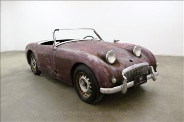1959 Austin-Healey Bug Eye for sale in Los Angeles, CA