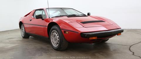 Maserati merak for sale