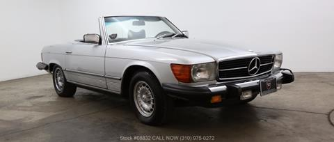 1979 Mercedes-Benz 450-Class for sale in Los Angeles, CA