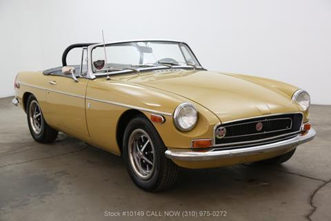 1972 MG B for sale in Los Angeles, CA