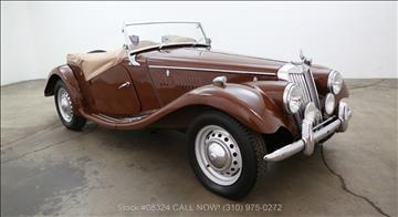 1955 MG TF for sale in Los Angeles, CA