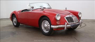 1962 MG MGA for sale in Los Angeles, CA