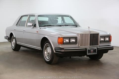 1984 Rolls-Royce Silver Spur for sale in Los Angeles, CA