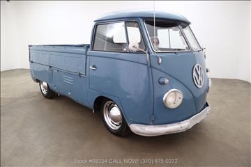 1957 Volkswagen Transporter II for sale in Los Angeles, CA