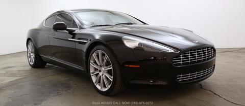 2011 Aston Martin Rapide for sale in Los Angeles, CA