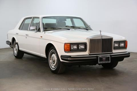 1982 Rolls-Royce Silver Spur for sale in Los Angeles, CA