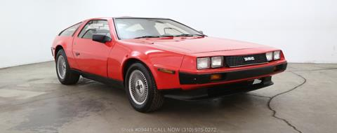1981 DeLorean DMC-12 for sale in Los Angeles, CA