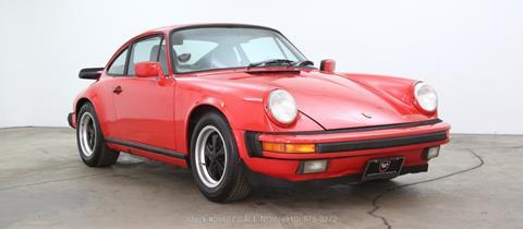 1988 Porsche 911 Carrera for sale in Los Angeles, CA