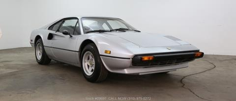 1979 Ferrari 308 Gts For Sale In Los Angeles Ca