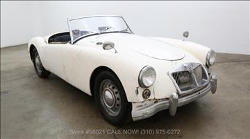 1961 MG MGA for sale in Los Angeles, CA
