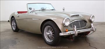 1959 Austin-Healey 3000 MKI BT7 for sale in Los Angeles, CA