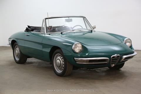 Alfa Romeo Los Angeles >> 1967 Alfa Romeo Spider For Sale In Los Angeles Ca