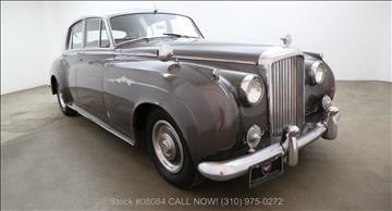 1956 Bentley S1 for sale in Los Angeles, CA