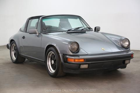1986 Porsche 911 Carrera for sale in Los Angeles, CA