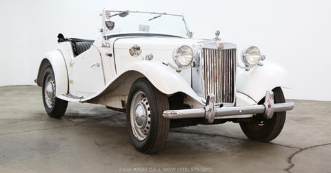 1950 MG TD for sale in Los Angeles, CA