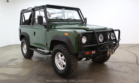 1994 Land Rover Defender for sale in Los Angeles, CA