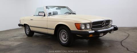 1984 Mercedes-Benz 380-Class for sale in Los Angeles, CA
