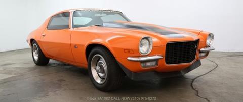 1970 chevrolet camaro for sale in pearl river la carsforsale com