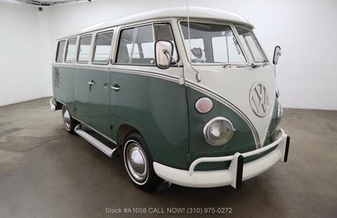 1965 Volkswagen Transporter II for sale in Los Angeles, CA