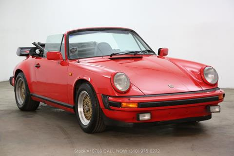 ca52155501a2a5 Used Porsche 911 For Sale in Los Angeles
