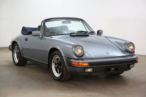 1984 Porsche 911 Carrera for sale in Los Angeles, CA