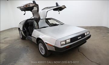 1981 DeLorean DMC for sale in Los Angeles, CA