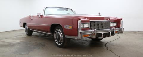 Cadillac Eldorado For Sale In California Carsforsale Com