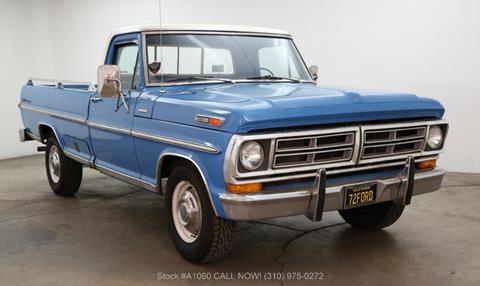 1972 Ford F-250 for sale in Los Angeles, CA