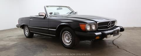 1981 Mercedes-Benz 380-Class for sale in Los Angeles, CA